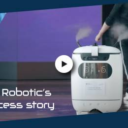Cyberport Success Formula: Rice Robotics